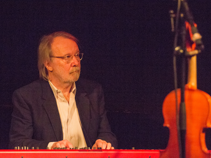 161204 Systerpolskan med Benny Andersson